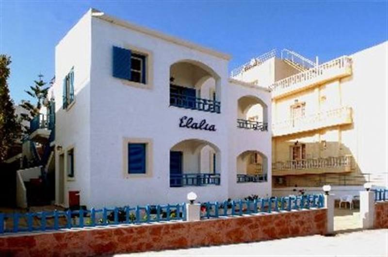 Appartementen Elalia - Chersonissos - Heraklion Kreta